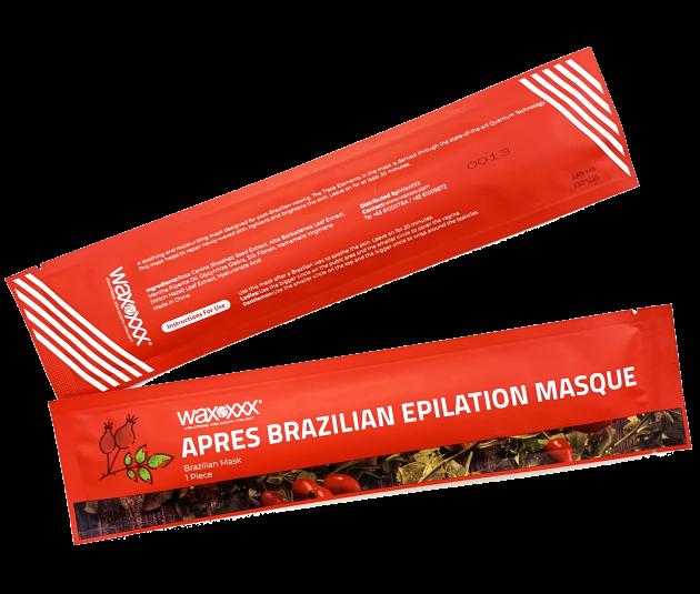 私密舒緩面膜 Brazilian Soothing Mask 1